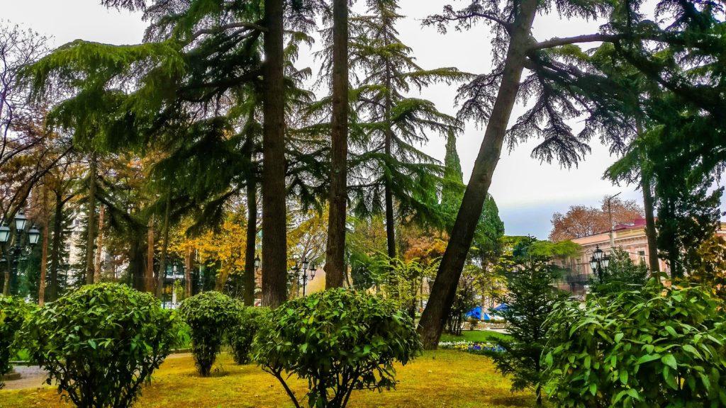 timur m eFi13oL5KrE unsplash 1 1024x576 - Топ-5: лучшие места для посещения в Грузии