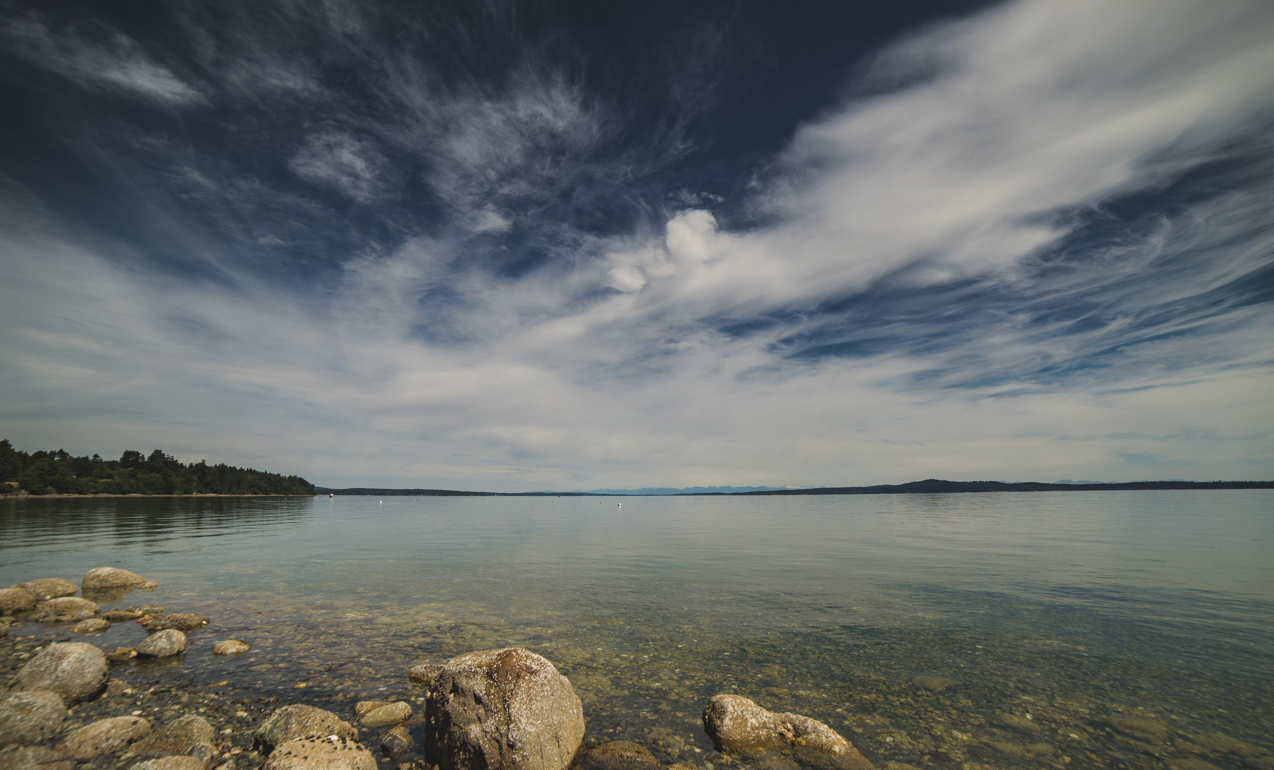 vancouver island beach view 1 - Топ-5: лучшие места для посещения в Грузии