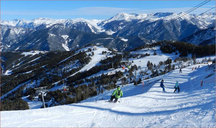 andorra 1 1 - Топ-3: идеи горнолыжного отдыха !