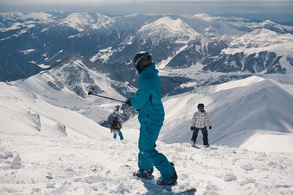georgia новый размер - Топ-3: идеи горнолыжного отдыха !