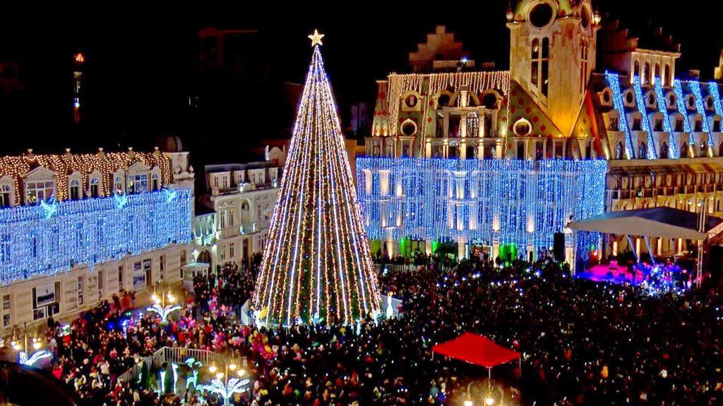 нг2 1024x576 - В Грузии до 25 декабря всем туристам по бутылке вина