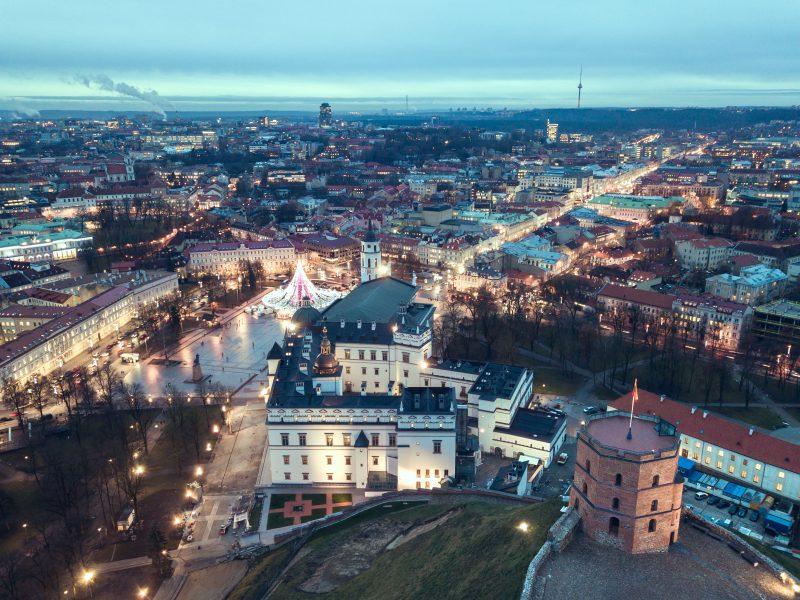 05 - Вильнюс - топ 10 мест для лучших фото на Рождество