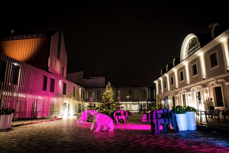 07 - Вильнюс - топ 10 мест для лучших фото на Рождество