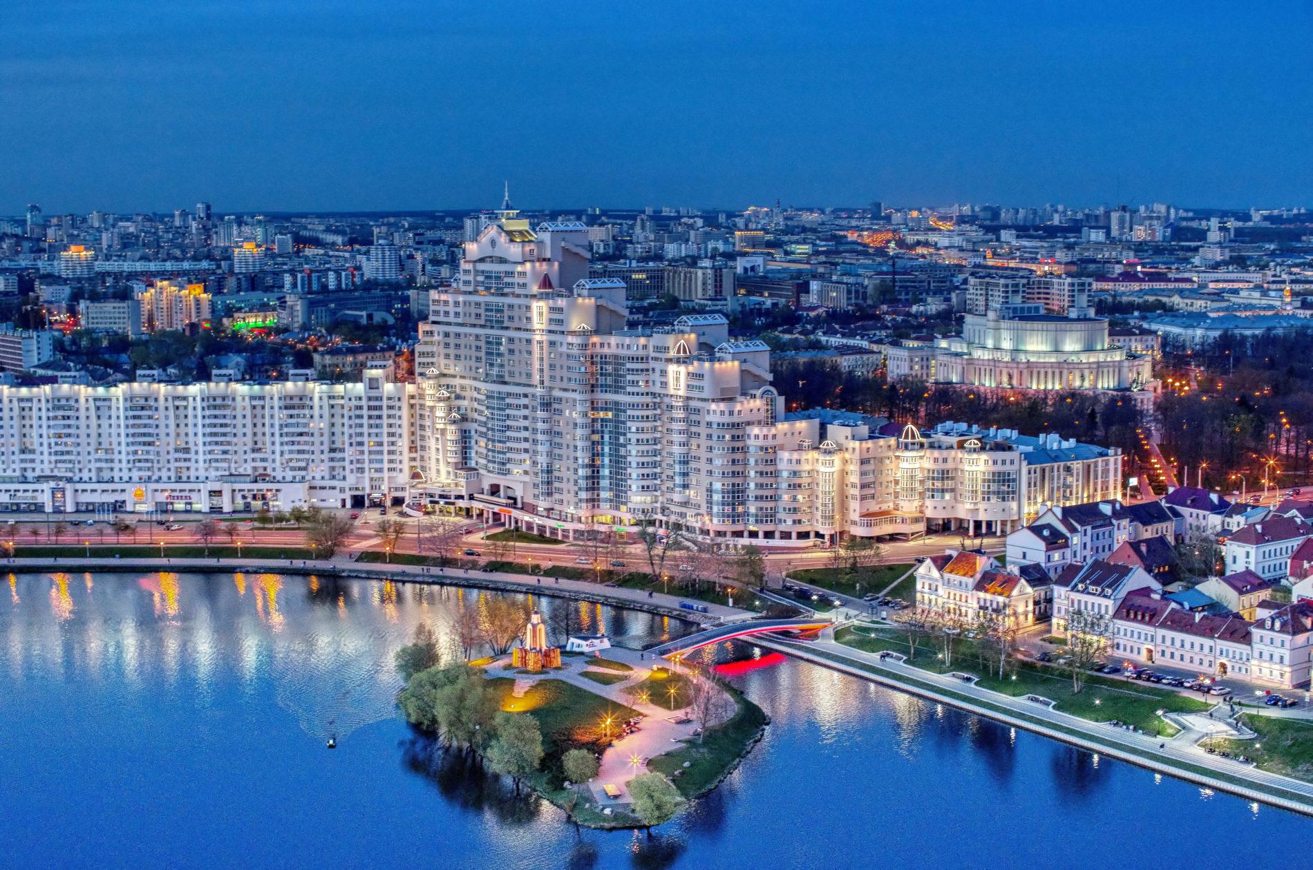 Беларусь, Минск