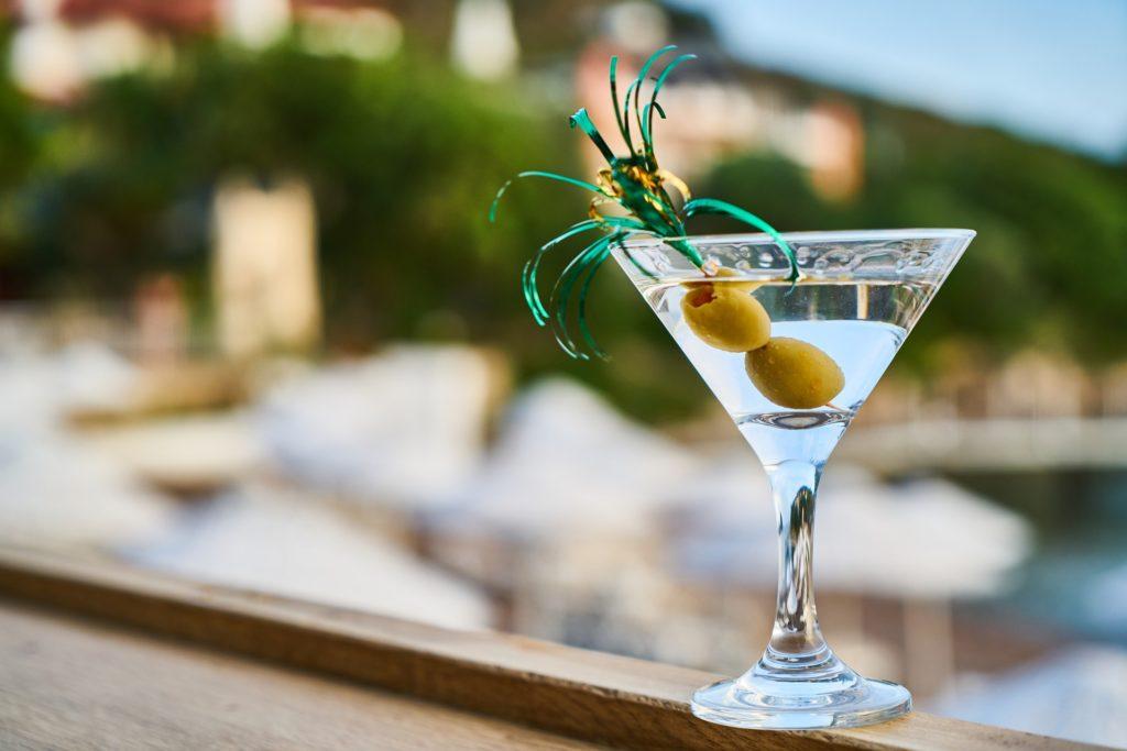 коктейль в Турции