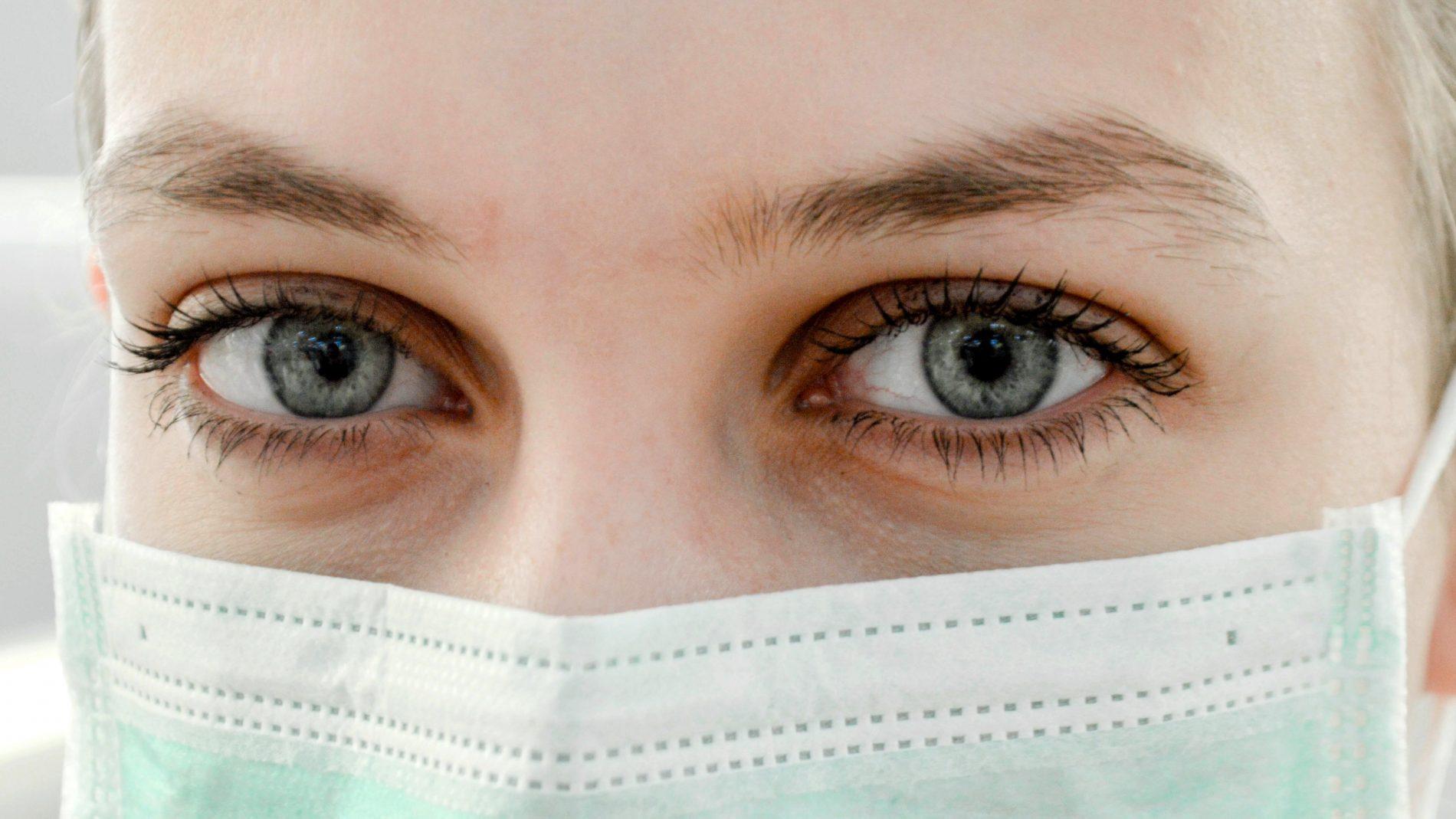 какая маска защищает от коронавируса