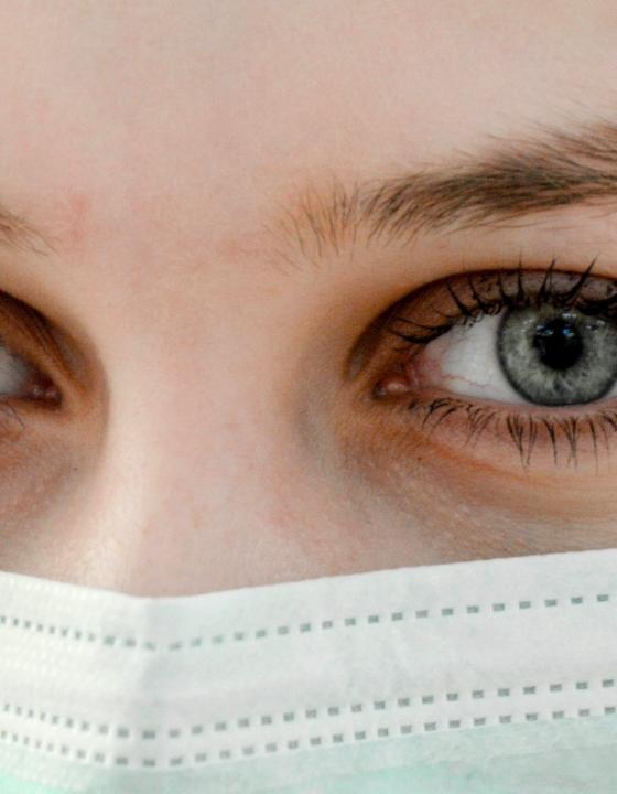 Коронавирус в Беларуси. Какая маска защищает лучше?