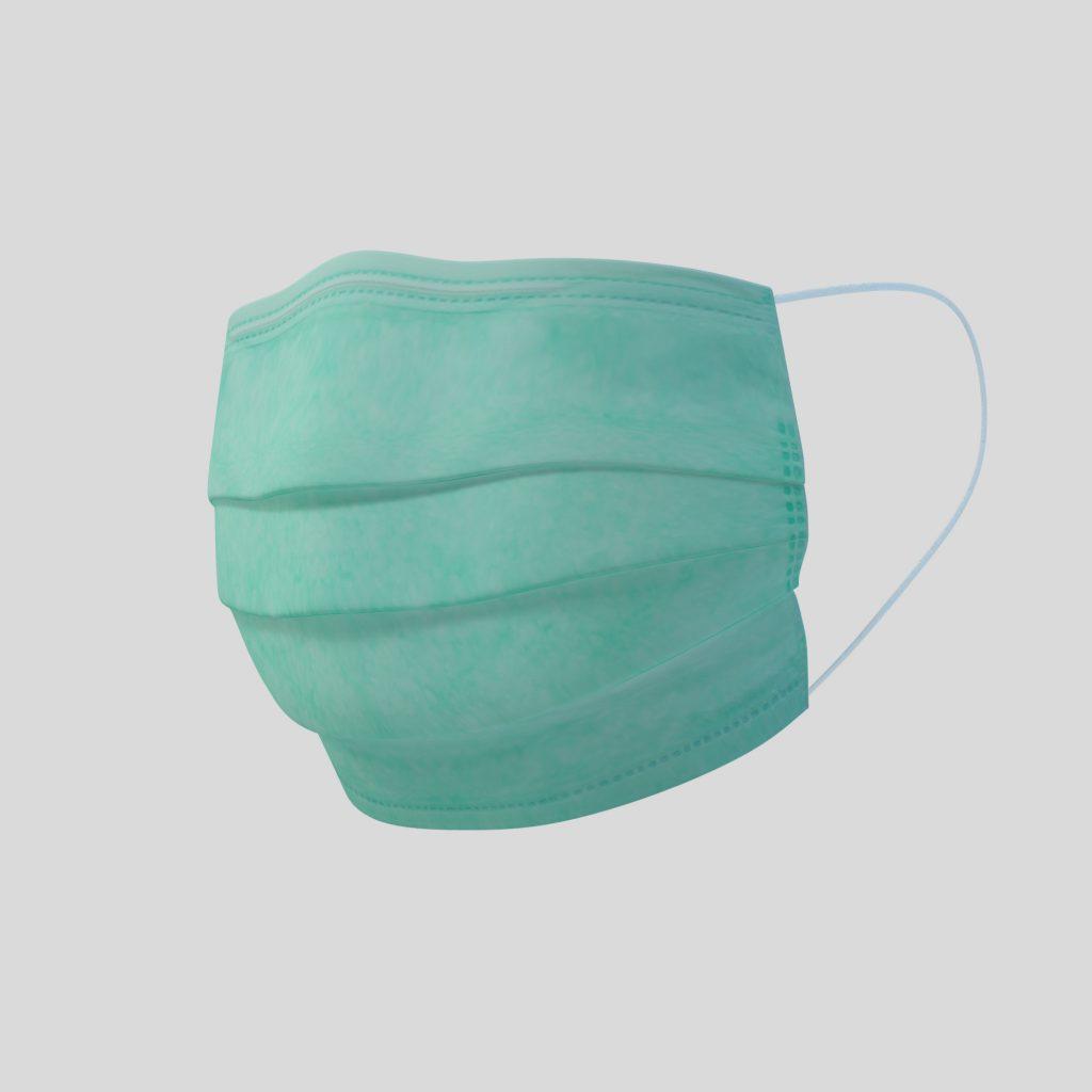 COVID-19  и маска