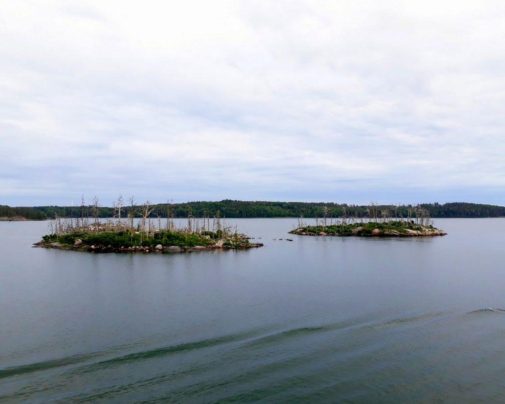 острова на балтике круизные туры