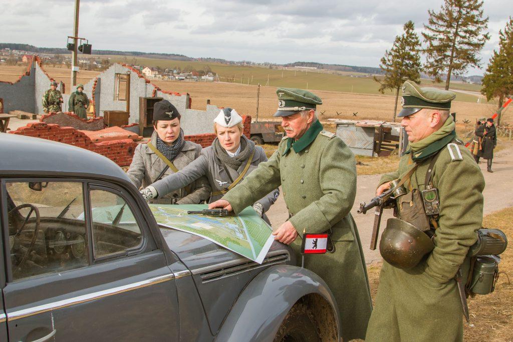 img 8112 1024x683 - 23 февраля День защитников Отечества. Фоторепортаж с военной реконструкции