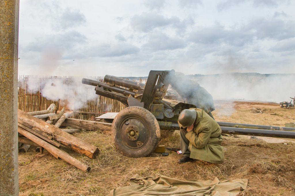 img 8144 1024x683 - 23 февраля День защитников Отечества. Фоторепортаж с военной реконструкции
