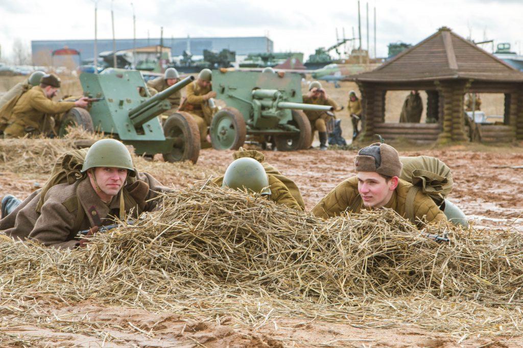 img 8175 1024x683 - 23 февраля День защитников Отечества. Фоторепортаж с военной реконструкции