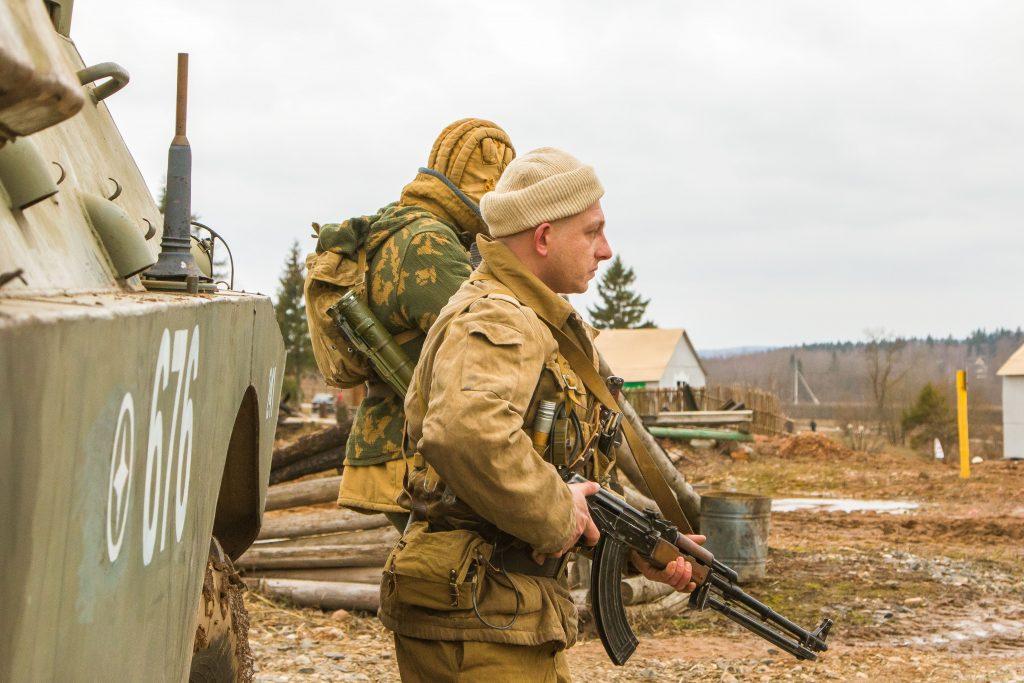 img 8245 1024x683 - 23 февраля День защитников Отечества. Фоторепортаж с военной реконструкции