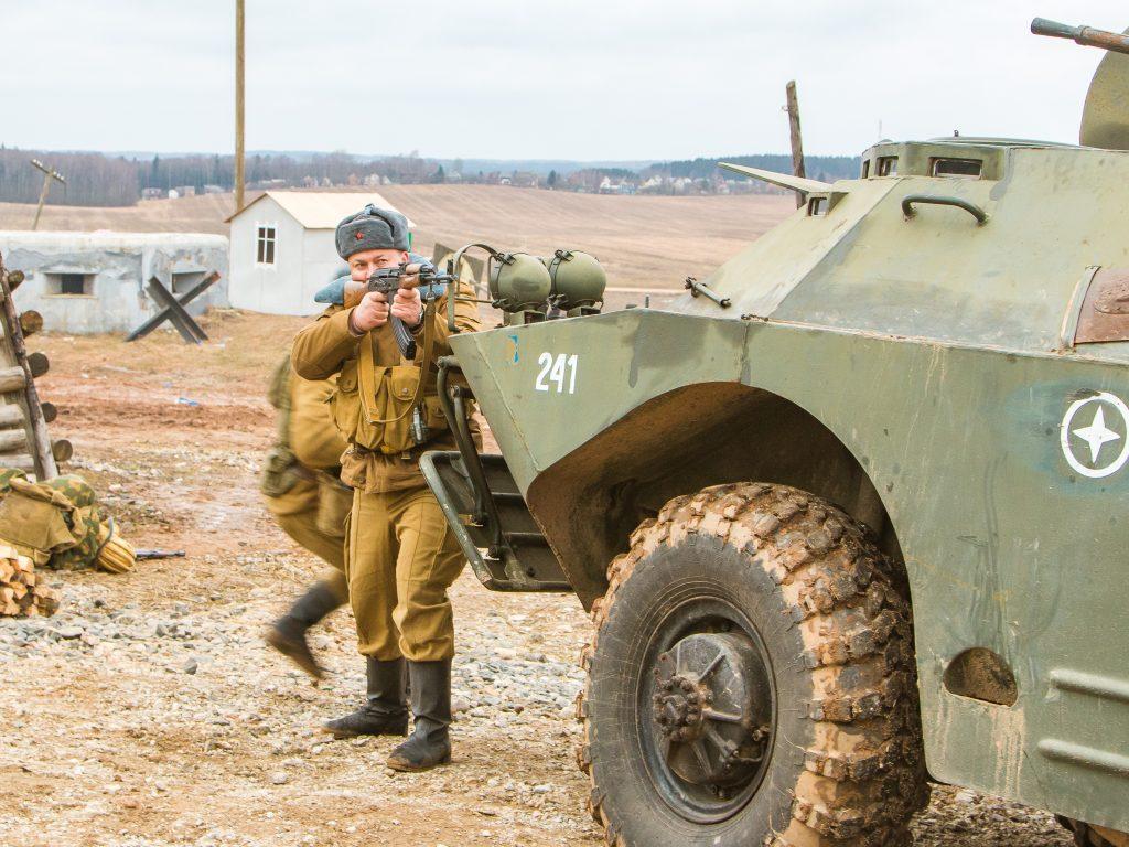 img 8287 1024x768 - 23 февраля День защитников Отечества. Фоторепортаж с военной реконструкции