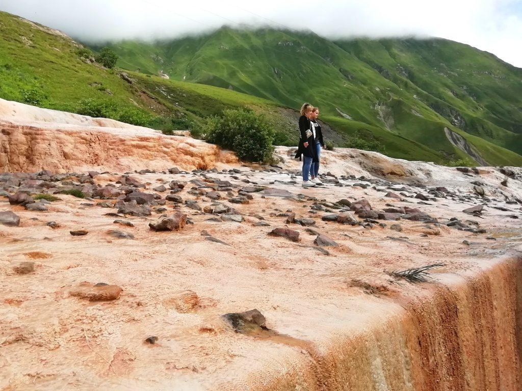 экскурсия в горы Грузия