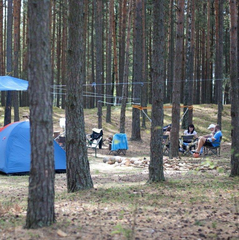 30 - Отдых в Беларуси: «тайные» места на Вилейском водохранилище