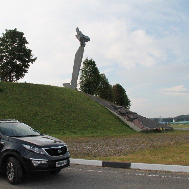 памятник гастелло в беларуси