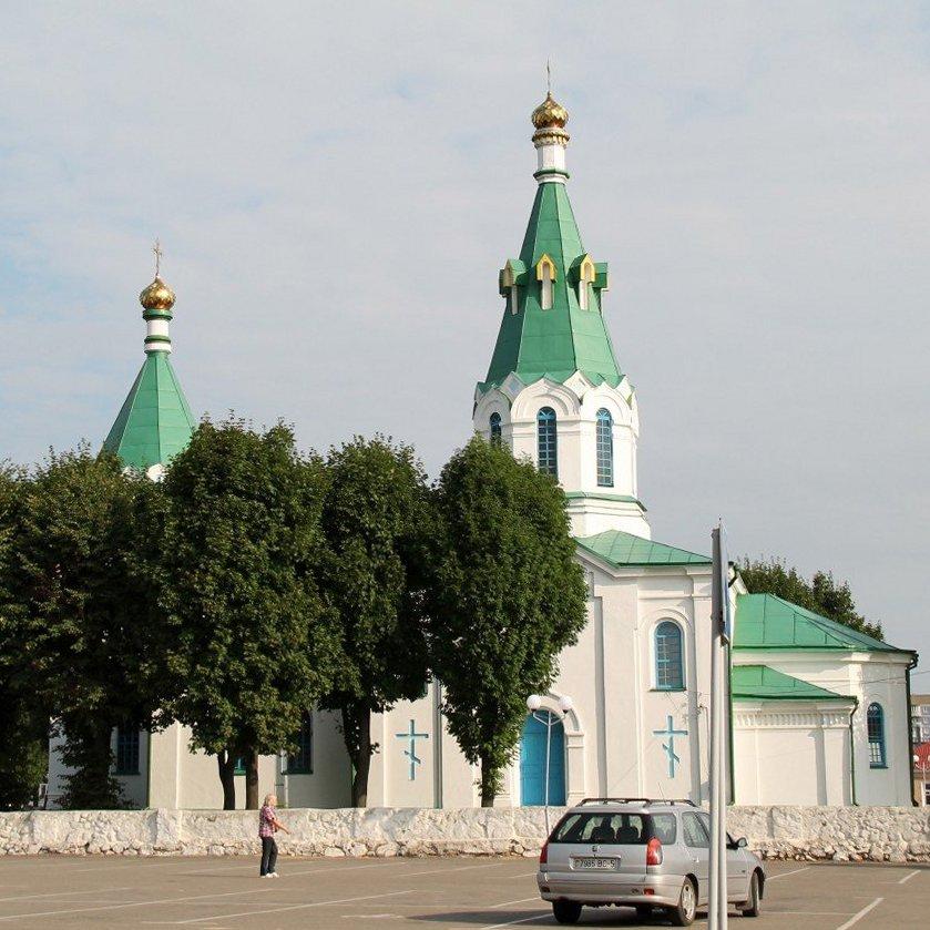 церковь Воздвижения Святого Креста в беларуси