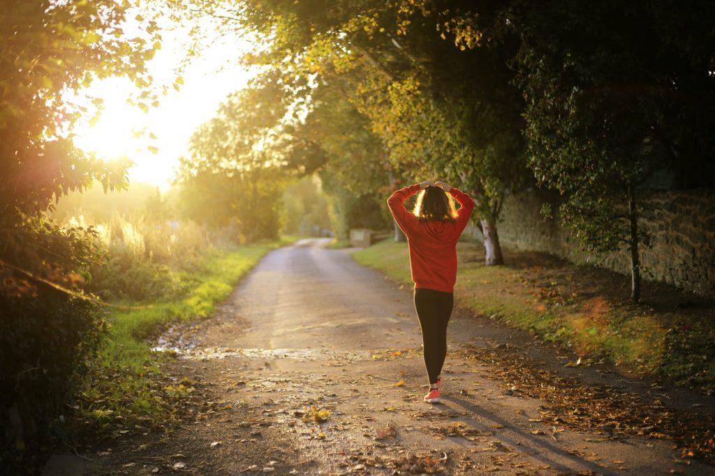 прогулка укрепить иммунитет
