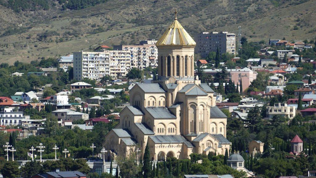 Приехать в Грузию и не побывать в Тбилиси нельзя
