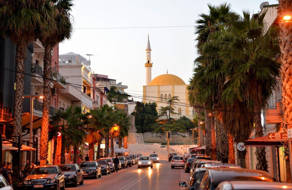 дуррес город в албании