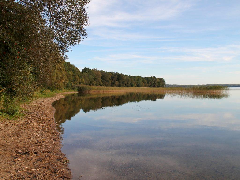 озеро мястро