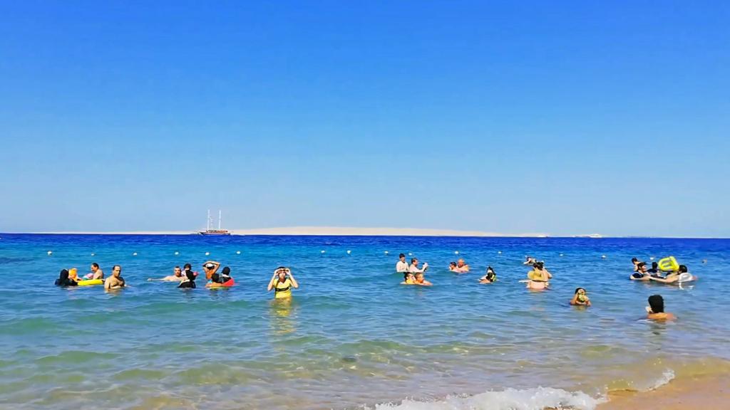 отдых в египте пляж
