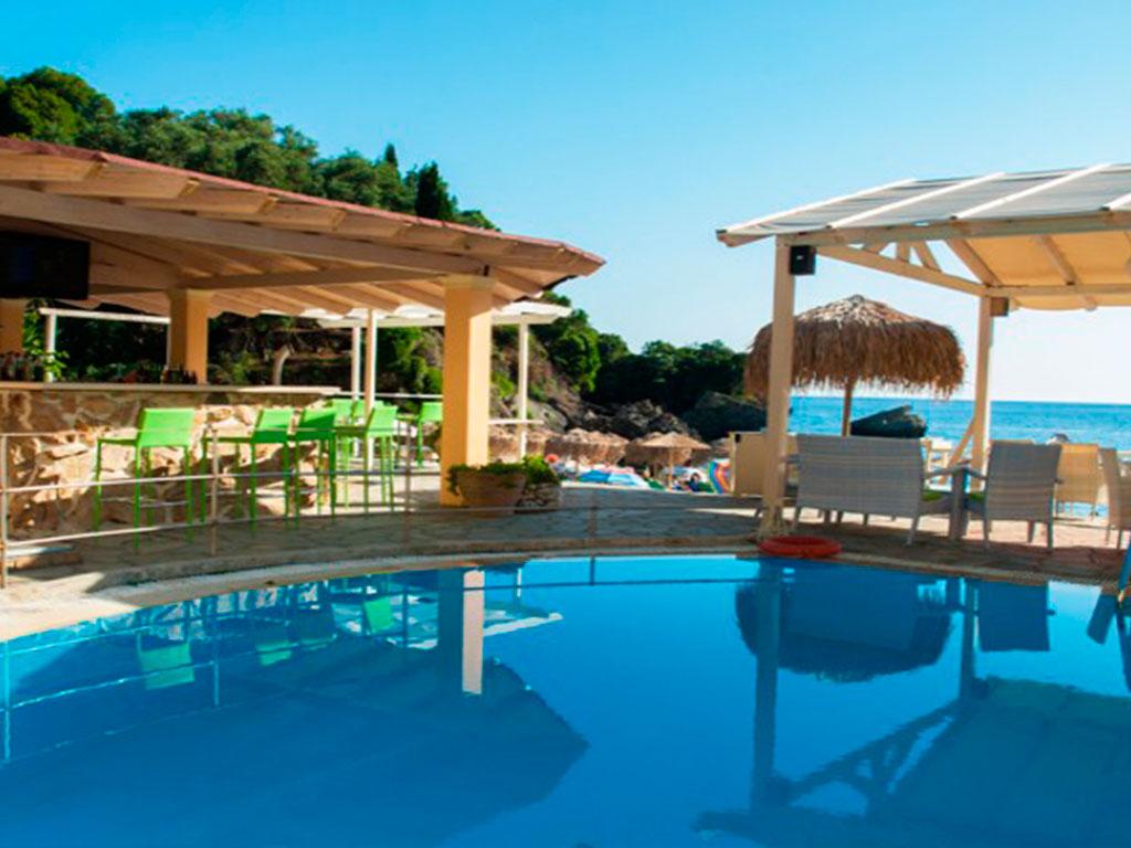 Miro Blue Princess Beach Resort 4 Greciya O Korfu Opisanie