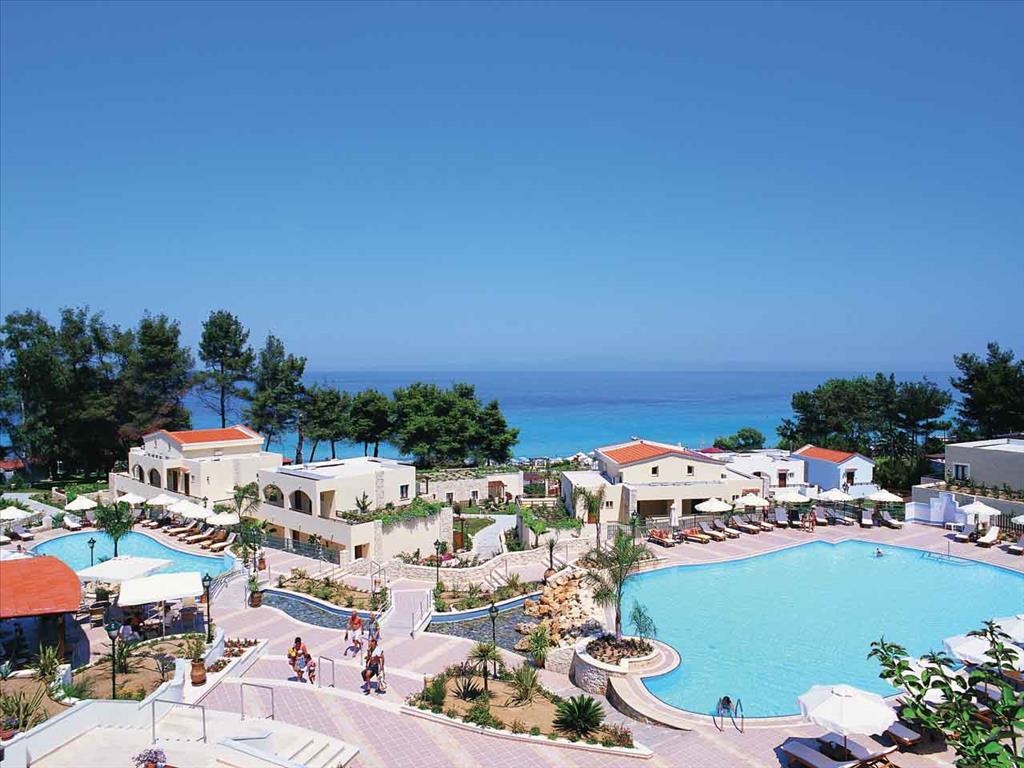 Aegean Melathron Thalasso Spa Hotel 5 Greciya Halkidiki Kassandra
