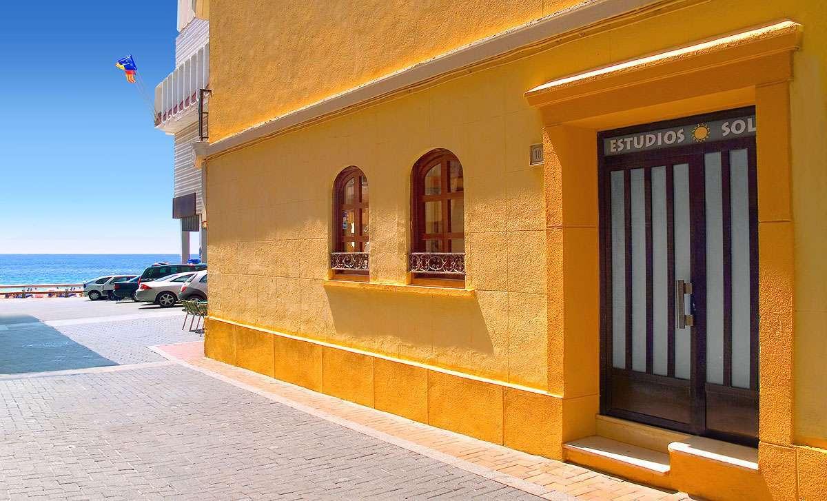 Отель аламеда бенидорм шопинг