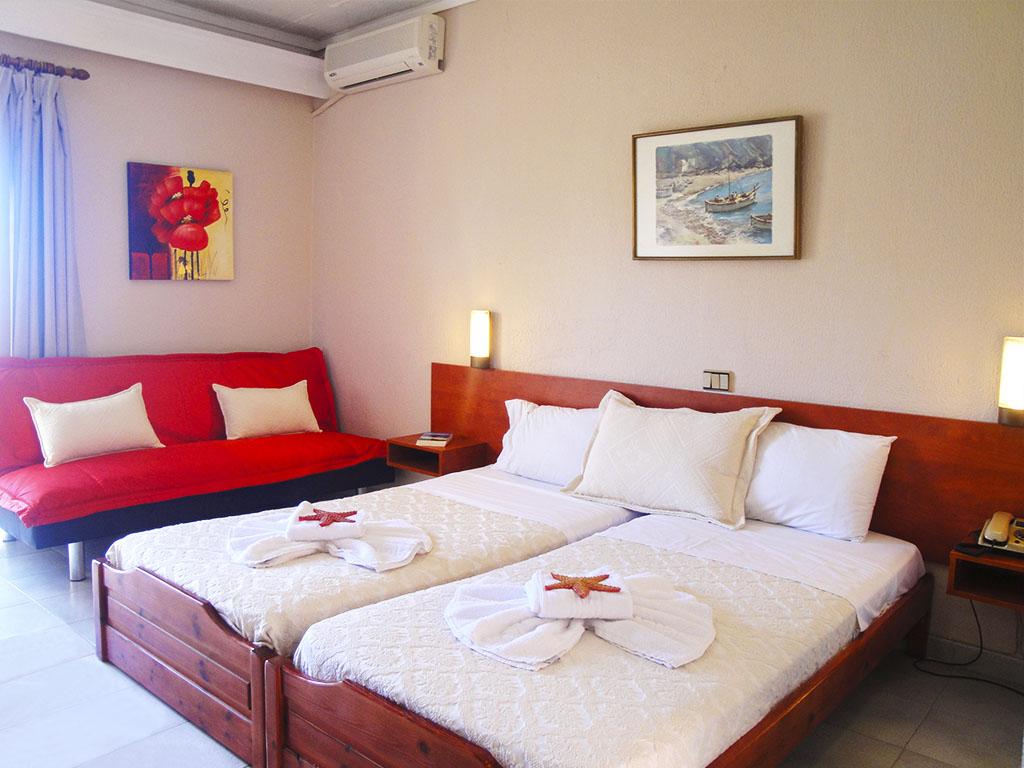 Лучшие трехзвездочные отели греции