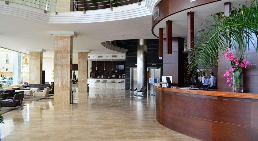 Hotel bahia calpe коста бланка недвижимость