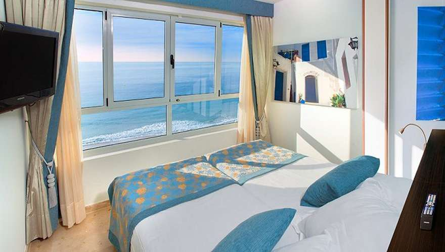 Отель villa del mar бенидорм достопримечательности